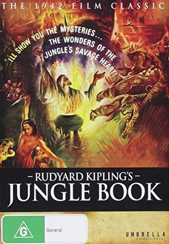 Jungle Book (1942) [Import]