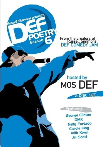 Russel Simmons Presents Def Poetry 6