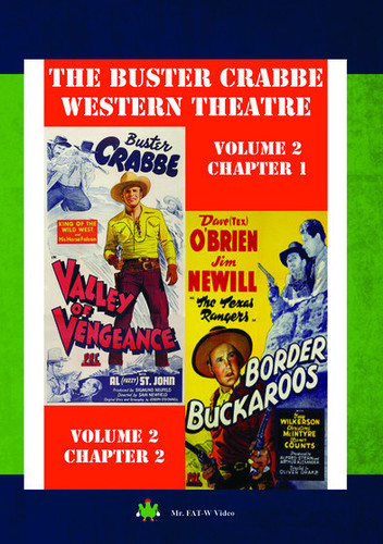 The Buster Crabbe Western Theatre: Volume 2