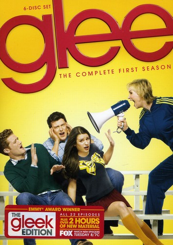 Glee: Season 1 [Widescreen] [6 Discs]