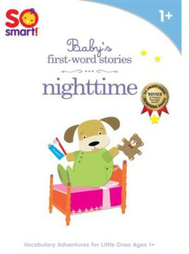 So Smart Baby's First Word Stories: Nighttime