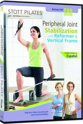 Stott Pilates: Peripheral Joint Stabilization  on Reformer & Vertical Frame