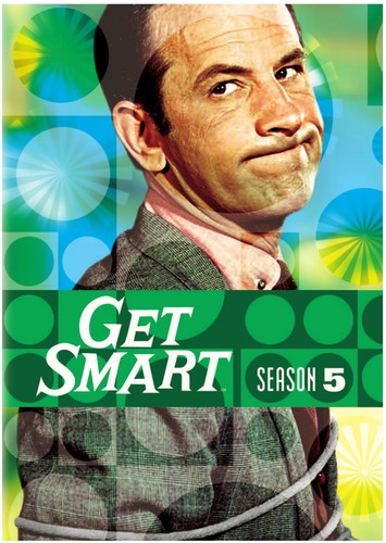 Get Smart: Season 5 [Full Frame] [O-Card] [4 Discs]