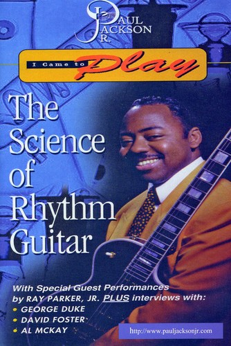 I Came to Play the Science of Rhythm Guitar