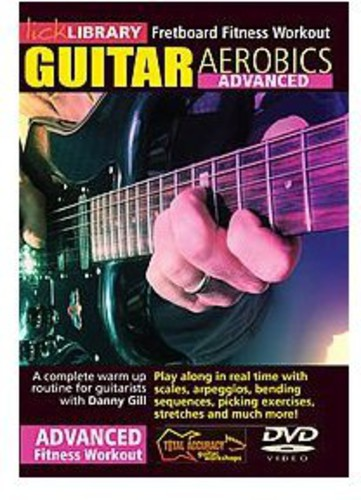 Guitar Aerobics-Advanced
