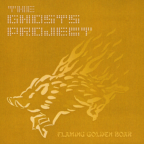 Flaming Golden Boar