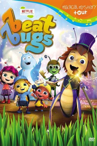 The Beat Bugs  Season 1: Volume 1 - Magical Mystery Tour