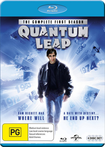 Quantum Leap Season 1 [Import]