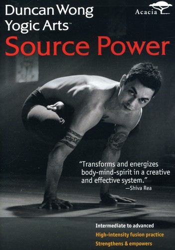 Yogic Arts: Source Power