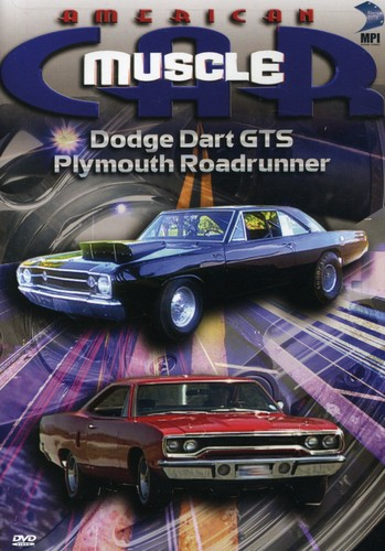 American Musclecar: Dodge Dart Gts-Plymoth Road