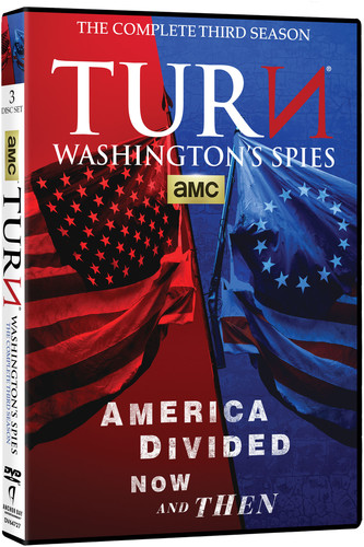 TURN - Washington's Spies: The Complete Third Season