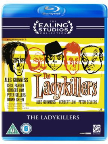 Ladykillers (1955) [Import]