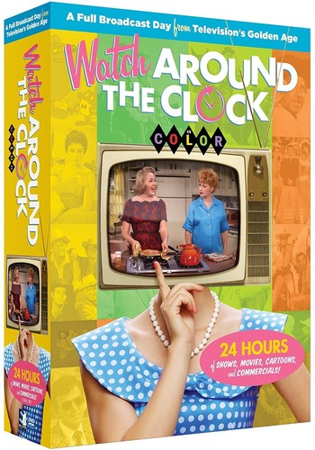 Watch Around The Clock: Volume 2 in Color