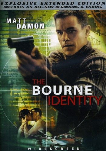 The Bourne Identity [2002] [Special Edition] [WS] [With Movie Cash]