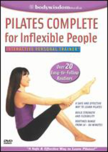 Pilates Complete for Inflexible People