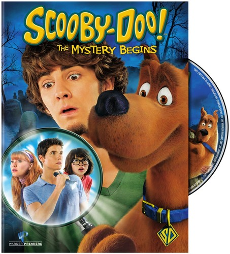 Scooby-doo: The Mystery Begins [Widescreen]