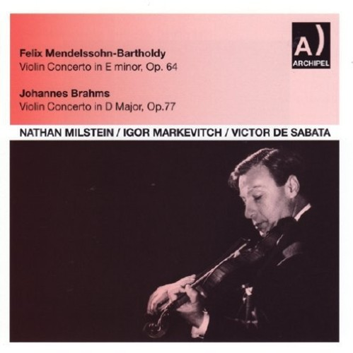 Concerto for Violin & Orchestra in E minor Op 64