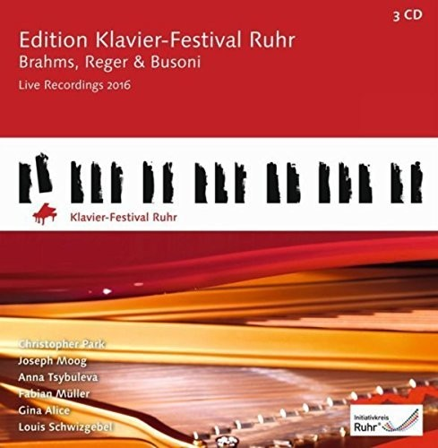 Ruhr Piano Festival Vol 35
