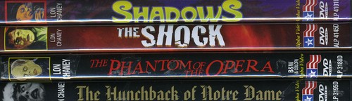 Phantom Of The Opera/ Hunchback Of Notre Dame/ Shadows/ The Shock