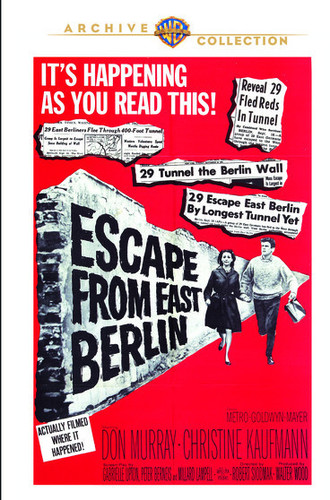 Escape from East Berlin