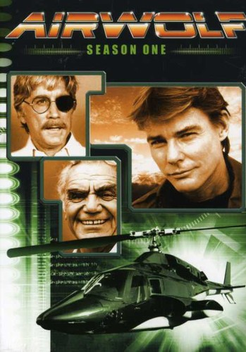 Airwolf: Season One [Full Frame] [2 Discs] [Snap Cases With Outer Box]