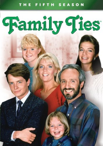 Family Ties: The Fifth Season [Full Frame] [4 Discs]