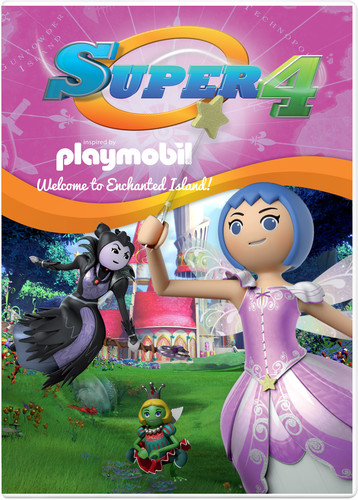 Super 4: Welcome To Enchanted!