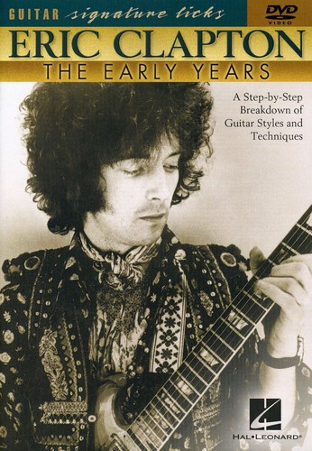 Clapton Early Years [Instructional]