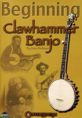 Beginning Clawhammer Banjo [Instructional]