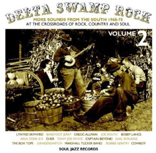 Delta Swamp Rock, Vol. 2