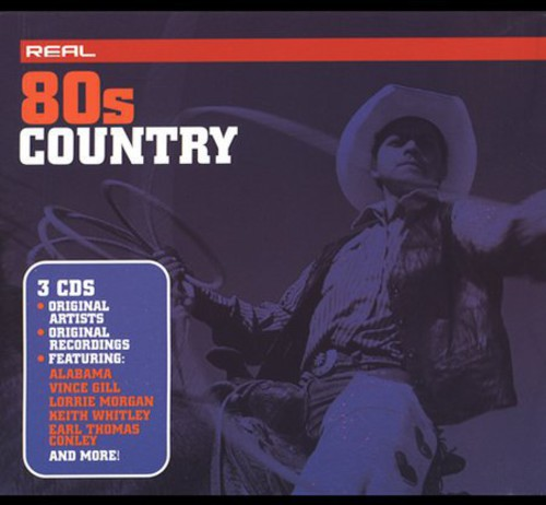 Real 80's Country /  Various