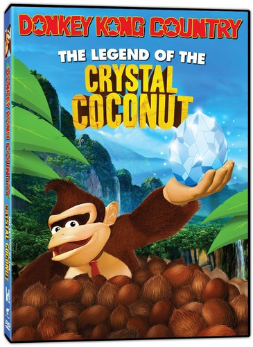 Donkey Kong Country: Legend of the Crystal