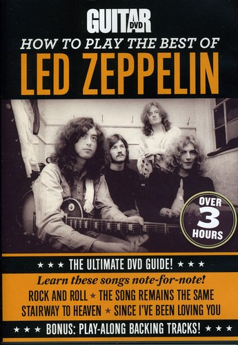 Guitar World: How to Play the Best of Led Zeppelin