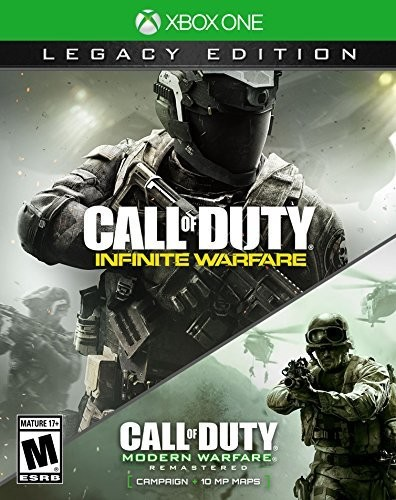 Call Of Duty: Infinite Warfare - Legacy Edition for Xbox One
