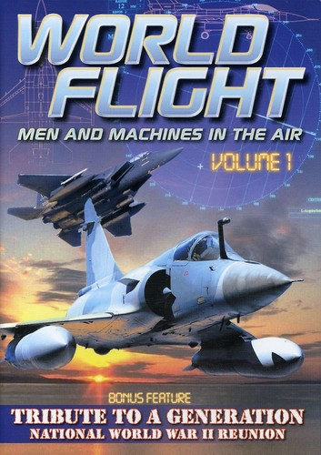 World Flight 1: Spy Power Fighter 2000/ Bosnian Air War [Color] [Black& White]