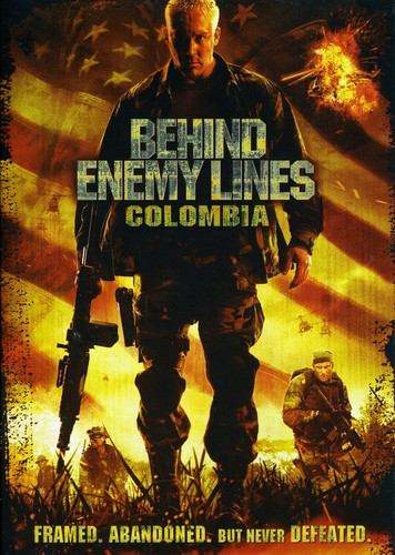 Behind Enemy Lines: Colombia [Widescreen]