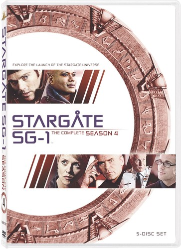 Stargate SG-1: The Complete Season 04