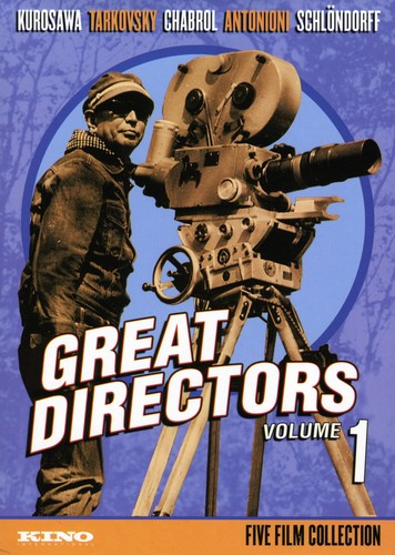 Great Directors, Vol. 1 [Box Set] [5 Discs]