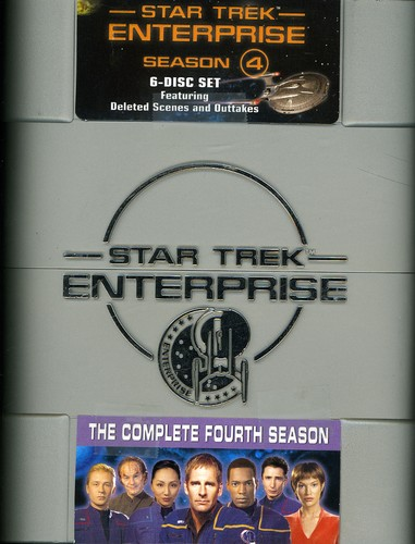 Star Trek - Enterprise: The Complete Fourth Season