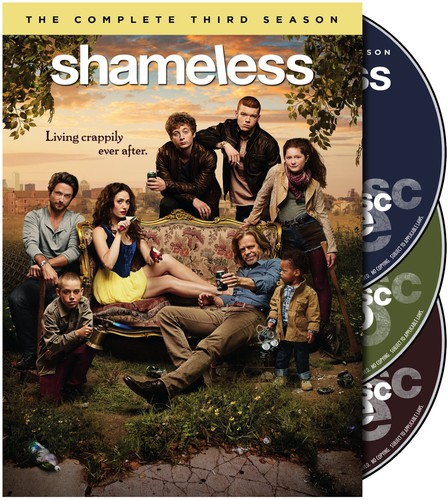 Shameless: The Complete Third Season
