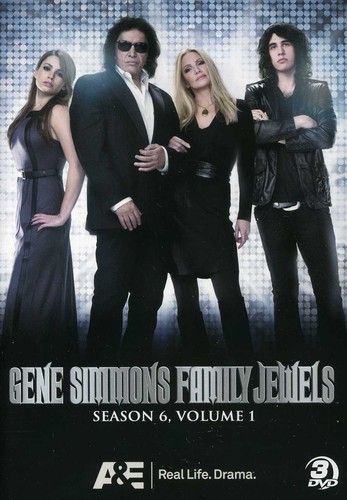 Gene Simmons Family Jewels: Season 6, Part 1