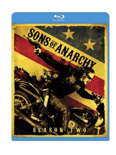 Sons Of Anarchy: Season 2 [Widescreen] [3 Discs]
