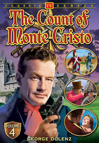 The Count of Monte Cristo Vol 4 - 4-Episode Col