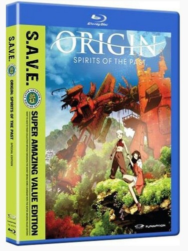Origin: Special Edition Movie - S.A.V.E.