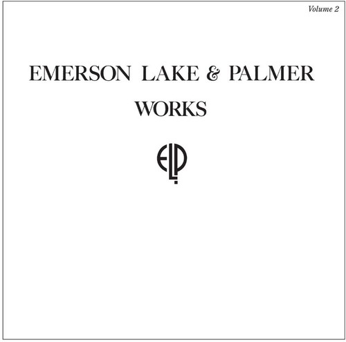 Works Volume 2  Emerson Lake & Palmer