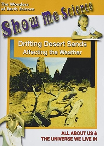 Drifting Desert Sands - Affecting the Weather