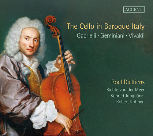 Cello in Baroque Italy