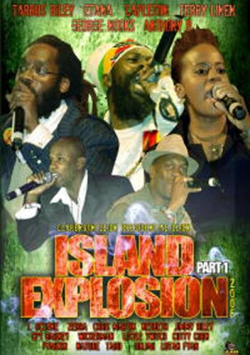 Island Explosion 2008: Part 1 /  Various