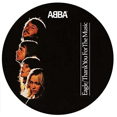 Eagle /  Thank You For The Music (Picture Disc) [Import]