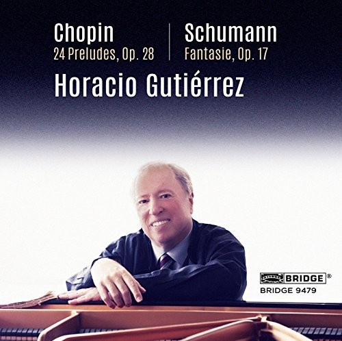 Horacio Gutierrez plays Chopin & Schumann